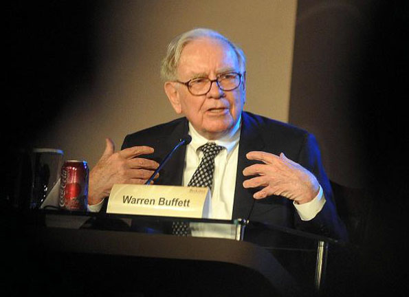 Meeting with Warren Buffett