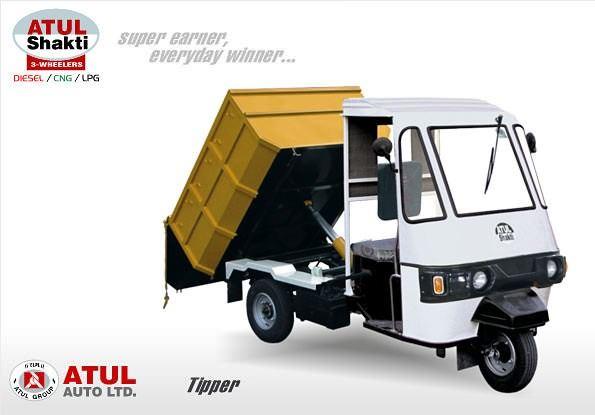 Atul Auto Ltd.