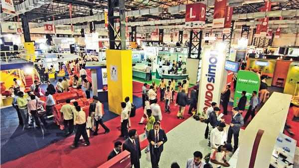 Nesco - Bombay Convention and Exhibition Centre